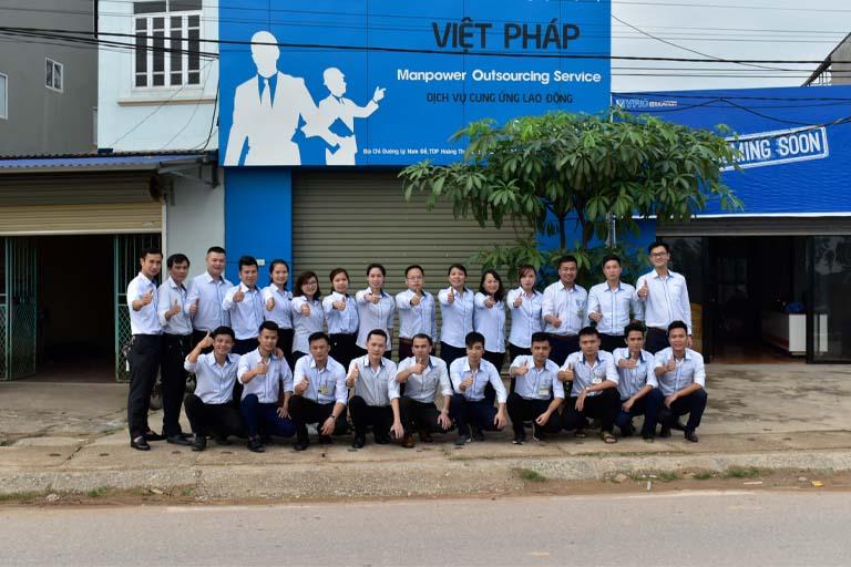 Dịch vụ cung ứng và cho thuê lao động thái nguyên