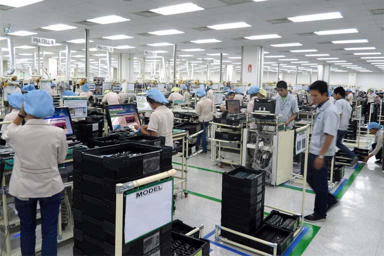 Dịch vụ cung ứng lao động phổ thông